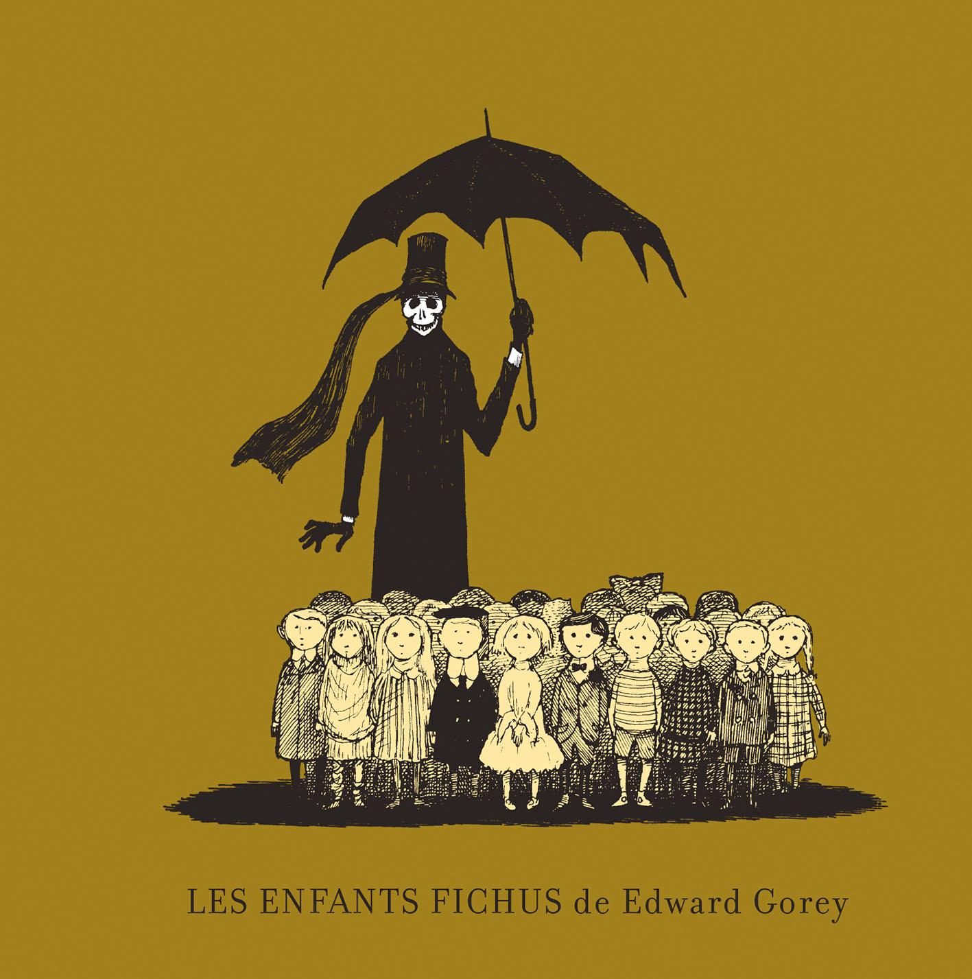Les enfants fichus d'Edward Gorey