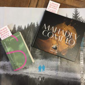 Jean-Michel Borcard et Al Comet à la librairie!